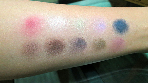 bM - ViV Velvet Swatches