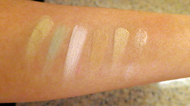 Bloom Secret Weapon - Swatches