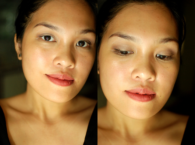 FOTD - Plum Chocolate - Portrait