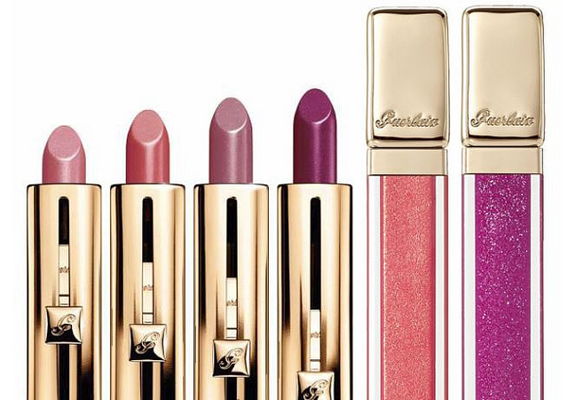 guerlain - spring 2013 - rouge automatique kiss kiss gloss