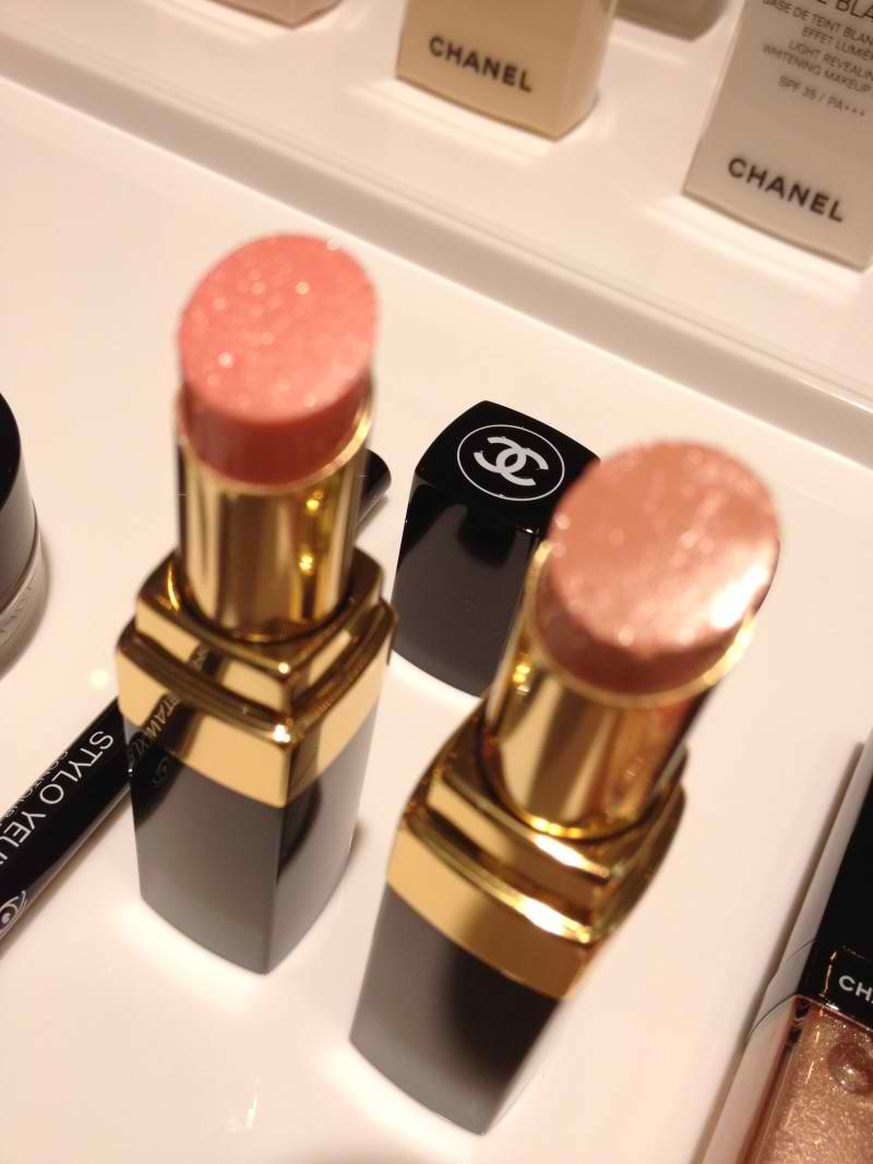 Chanel Les Delices 2013: Rouge Coco Shine