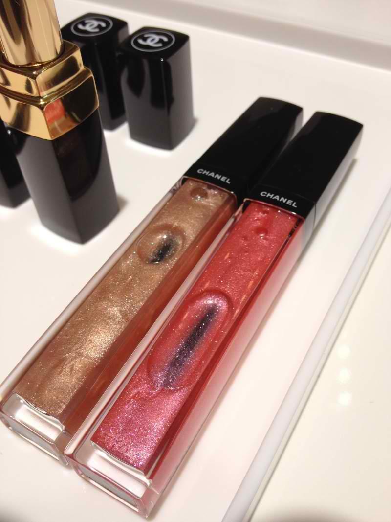 Chanel Les Delices 2013: Aqualumiere Gloss