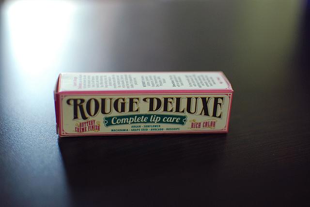 snoe - rouge deluxe - box