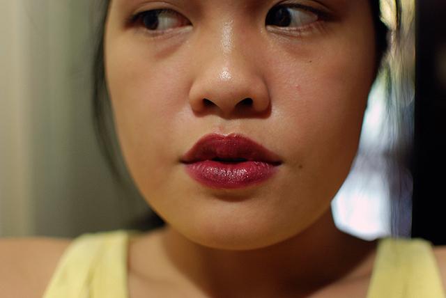 snoe - rouge deluxe - lips2