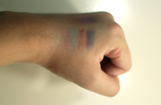Le Metier de Beaute - Northern Lights - Swatches