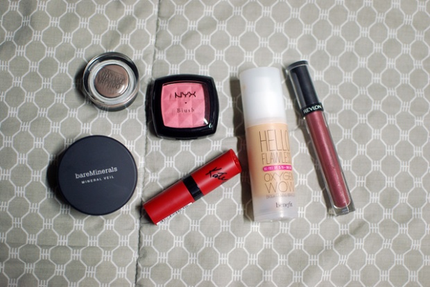 Drugstore Face - Products Used