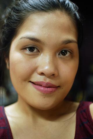 Drugstore Makeup Face