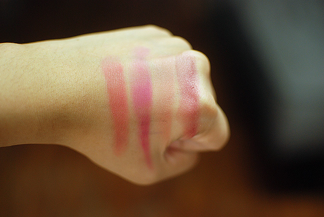 Tarte Amazonian Clay 12-Hour Blush - Collection - Swatches