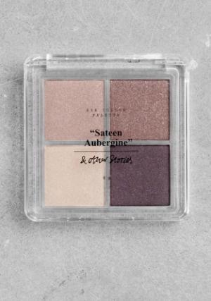 Eye Colour Palette - Sateen Aubergine