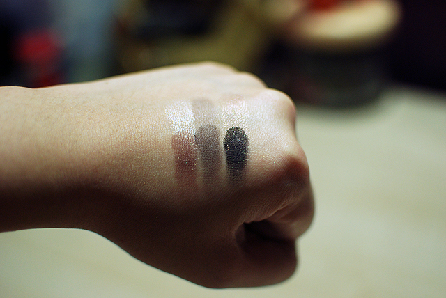NARS - And God Created the Woman Set - Swatches