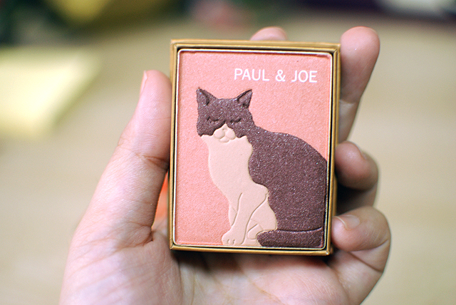 Paul and Joe - Spring Creation - Face and Eye Color - Kittycat - Eyelashes