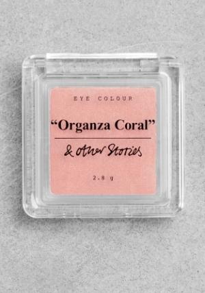 Satin Eye Colour - Organza Coral