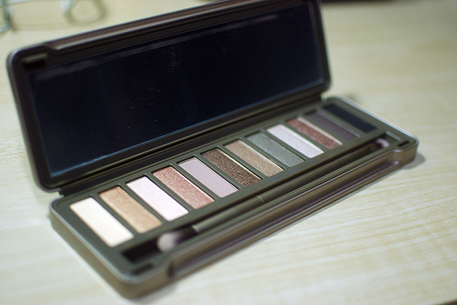 Urban Decay - Naked 2 - Open Palette