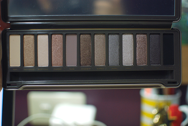 Urban Decay - Naked 2 - Pans