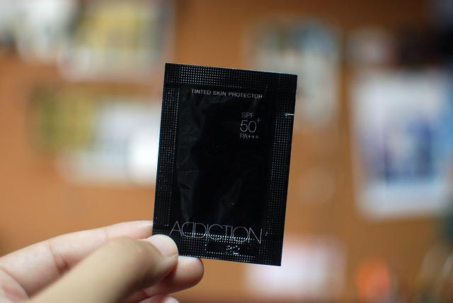 Addiction - Tinted Skin Protector - Sample