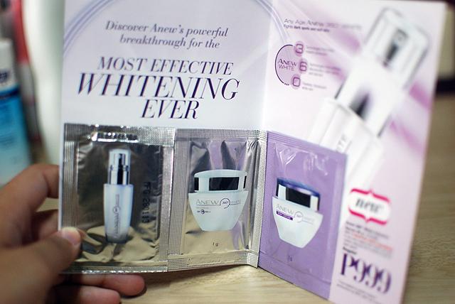 BDJ Box - April - Avon Whitening