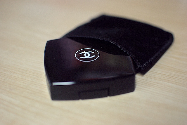 Chanel - Les Delices 2013 - Les 4 Ombres Eyeshadow Palette - Ombres Fleuries Délicatesse - Case