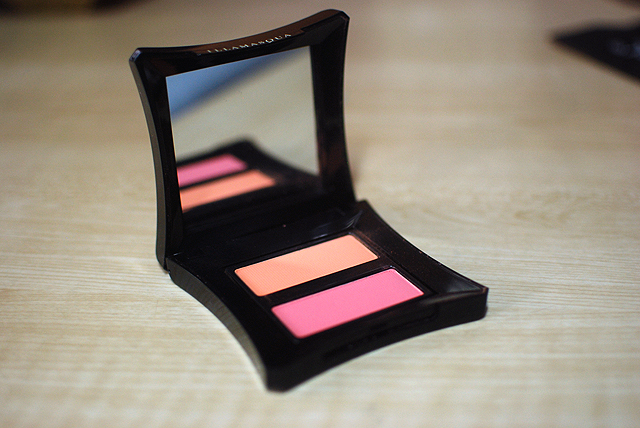 Illamasqua Duo Blusher - Lover and Hussy - Pans