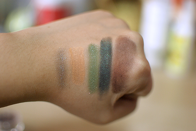 Shiro - The Hobbit - Swatches