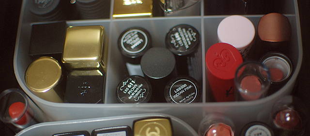 Lipstick Week - Collection - 02 Middle Row
