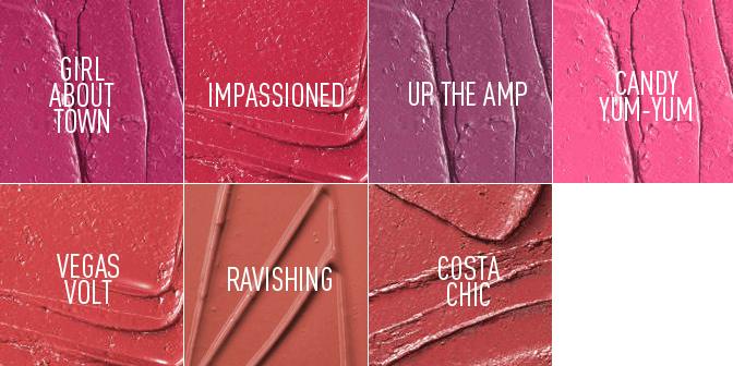 MAC Lipsticks 3