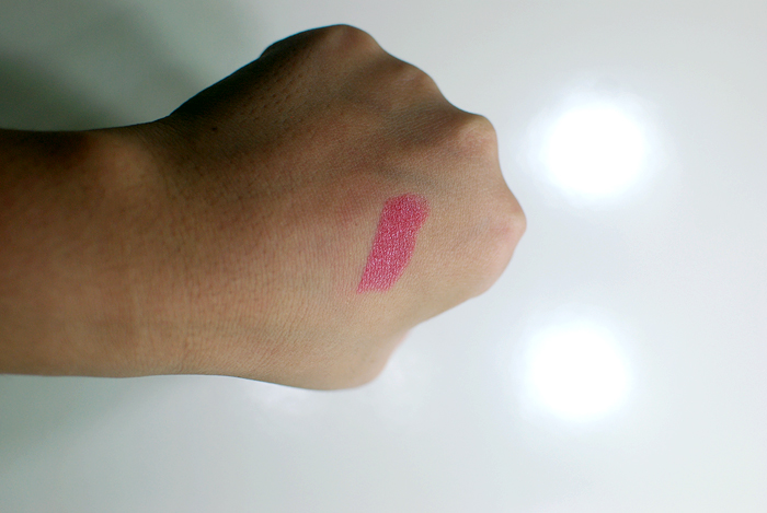 MAC - Mineralize Lipstick - Elegant Accent - Swatch