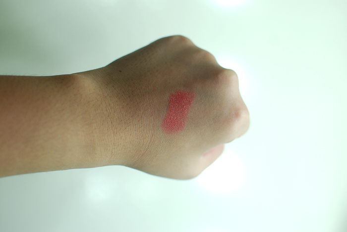 MAC - Ravishing - Swatch