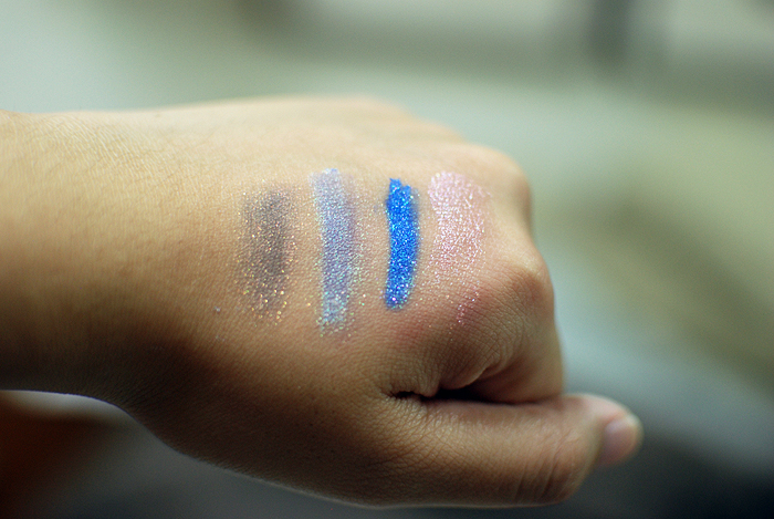 Shiro Color of the Month - Swatches