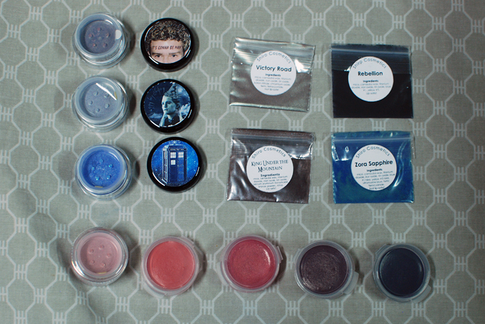 Shiro Cosmetics Haul