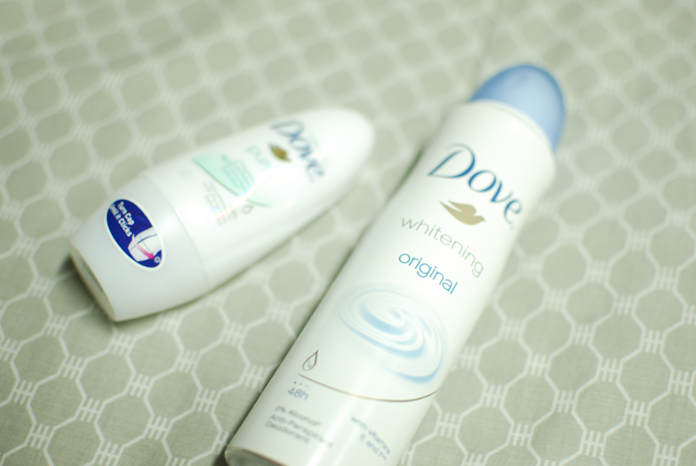 BDJ Box - July 2013 - Dove Deodorant