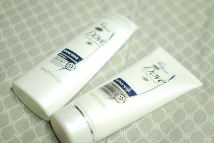 BDJ Box - July 2013 - Dove Shampoo and Conditioner