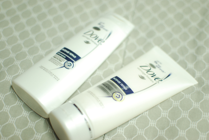 BDJ Box - July 2013 - Dove Shampoo and Conditioner