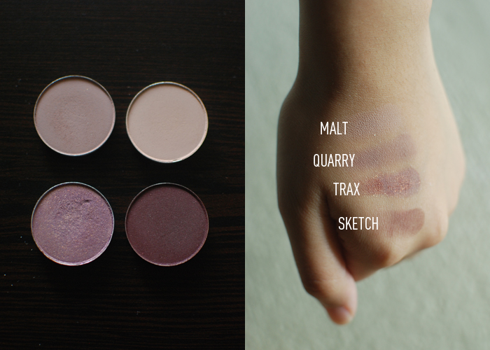 MAC Quad - Purple Haze
