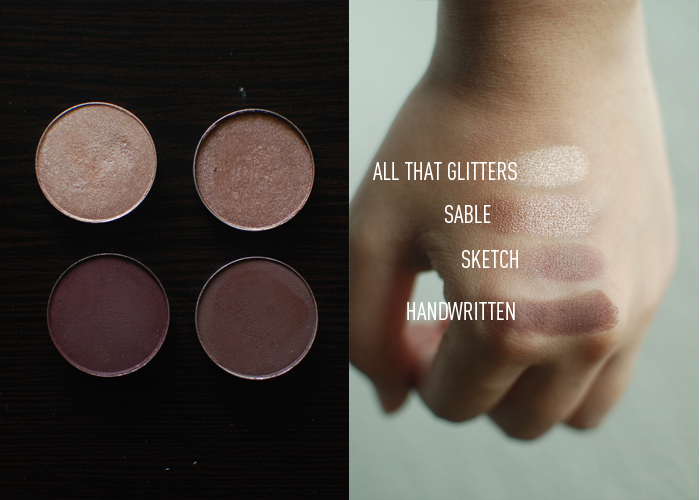 MAC Quad - Soft Drama