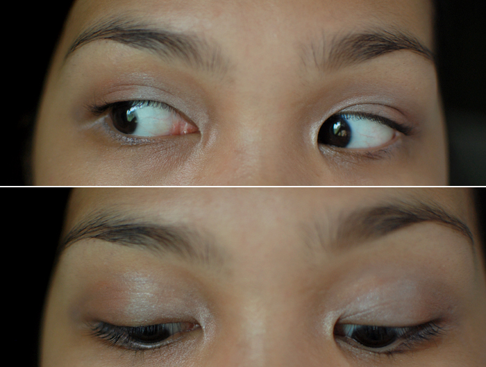 NARS - Ramatuelle - Eyes