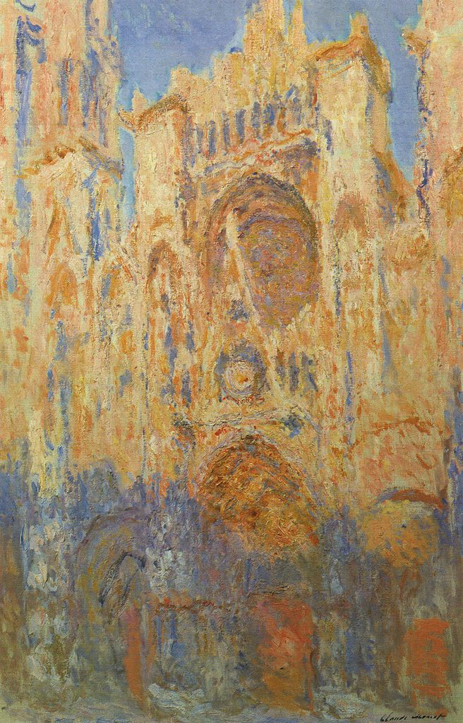 Rouen Cathedral - Monet