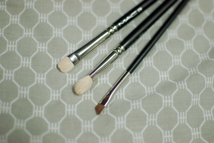 10 Favorite Brushes - MAC