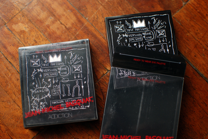 Addiction x Basquiat Palettes - Mudd Club, Tuxedo Moon