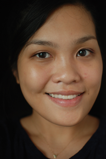 Eyebrows: bareMinerals Liner Shadow in Bark