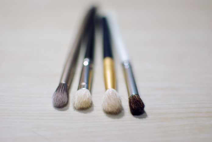 Eye Brushes - Blending