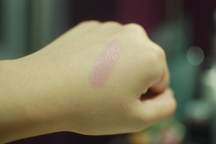 Make Up Store - Lipstick - Redwood - Swatch