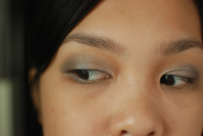 Maybelline - LuminEyes - Grey - Eyes