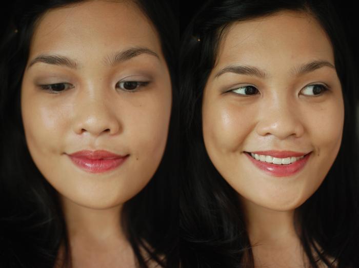 revlon lip butter - wild watermelon - face