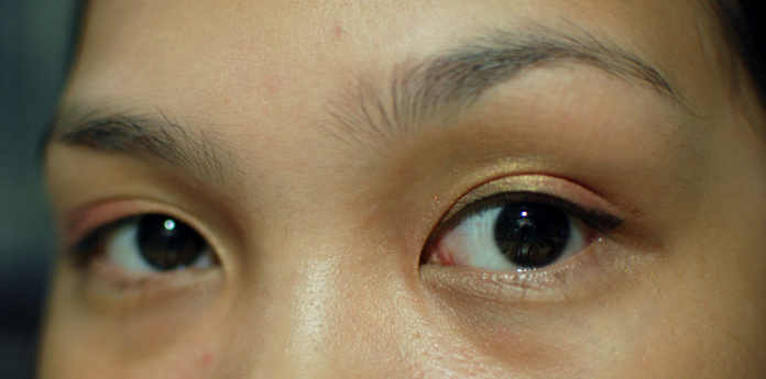 Wet n Wild - Eyeshadow - Nutty Eye