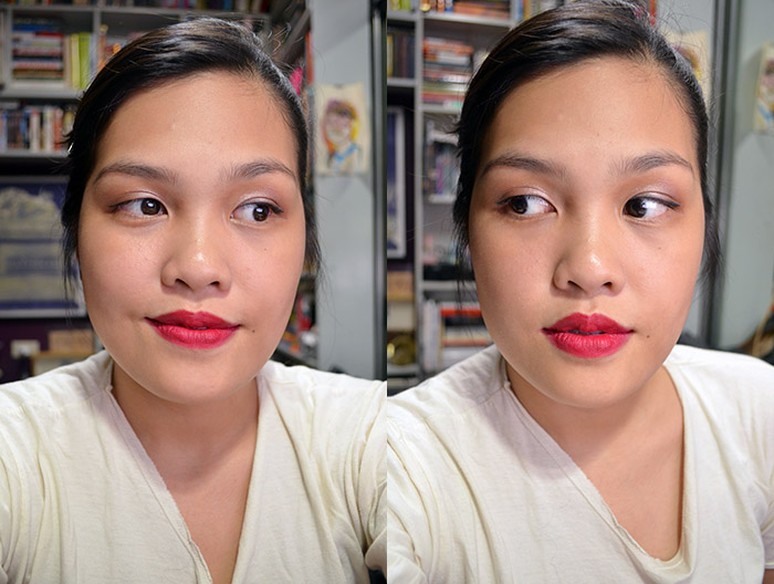 LMdB - Face - Signature - Lipstick
