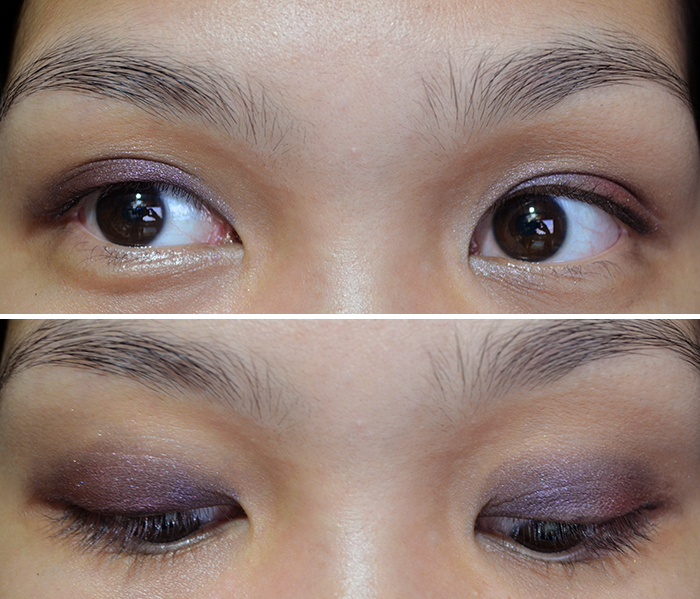Look - Hint of Cranberry - Eyes