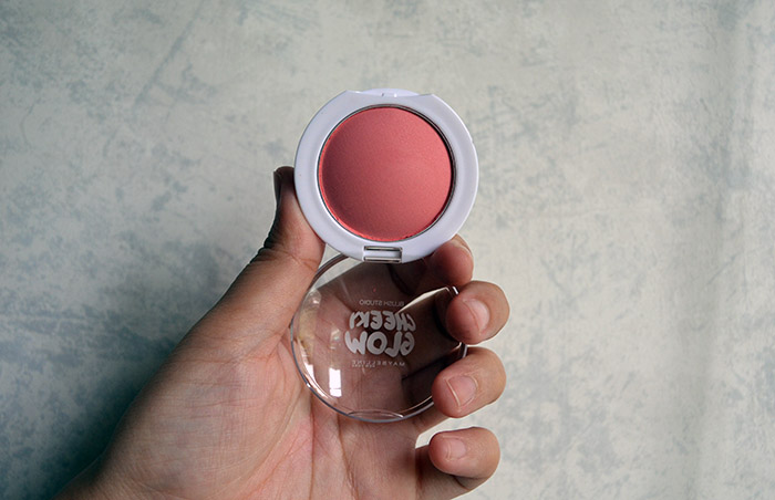 Maybelline Cheeky Glow - Peachy Sweetie - Dome