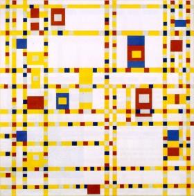 Mondrian: Broadway Boogie Woogie