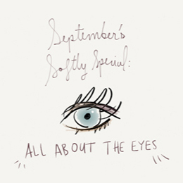 Softly Special: All About the Eyes