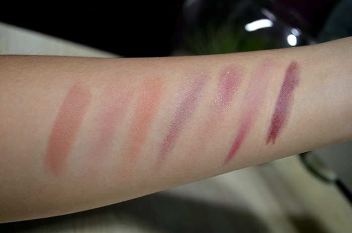 Autumn Blush - Swatches